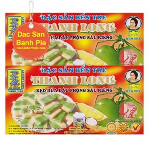 Kẹo dừa đậu phộng sầu riêng