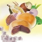 Bánh Pía chay môn sầu riêng