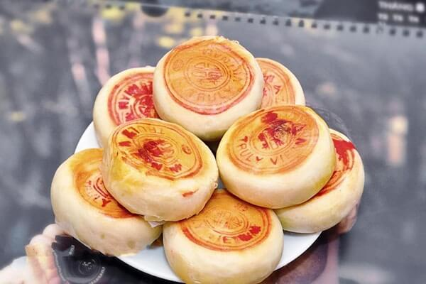 cửa hàng bánh bánh pía Sóc Trăng