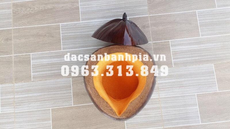 bình giữ nhiệt trái dừa